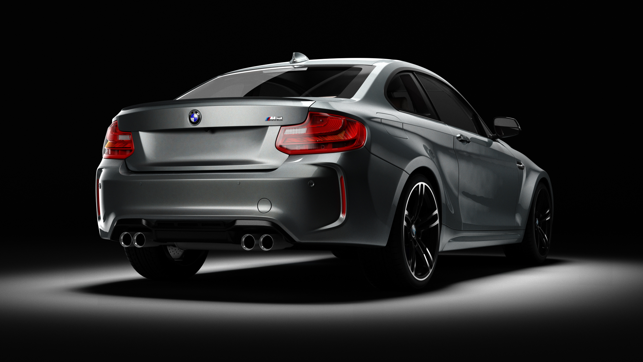 BMW_M2_Coupe_2016_rear_test