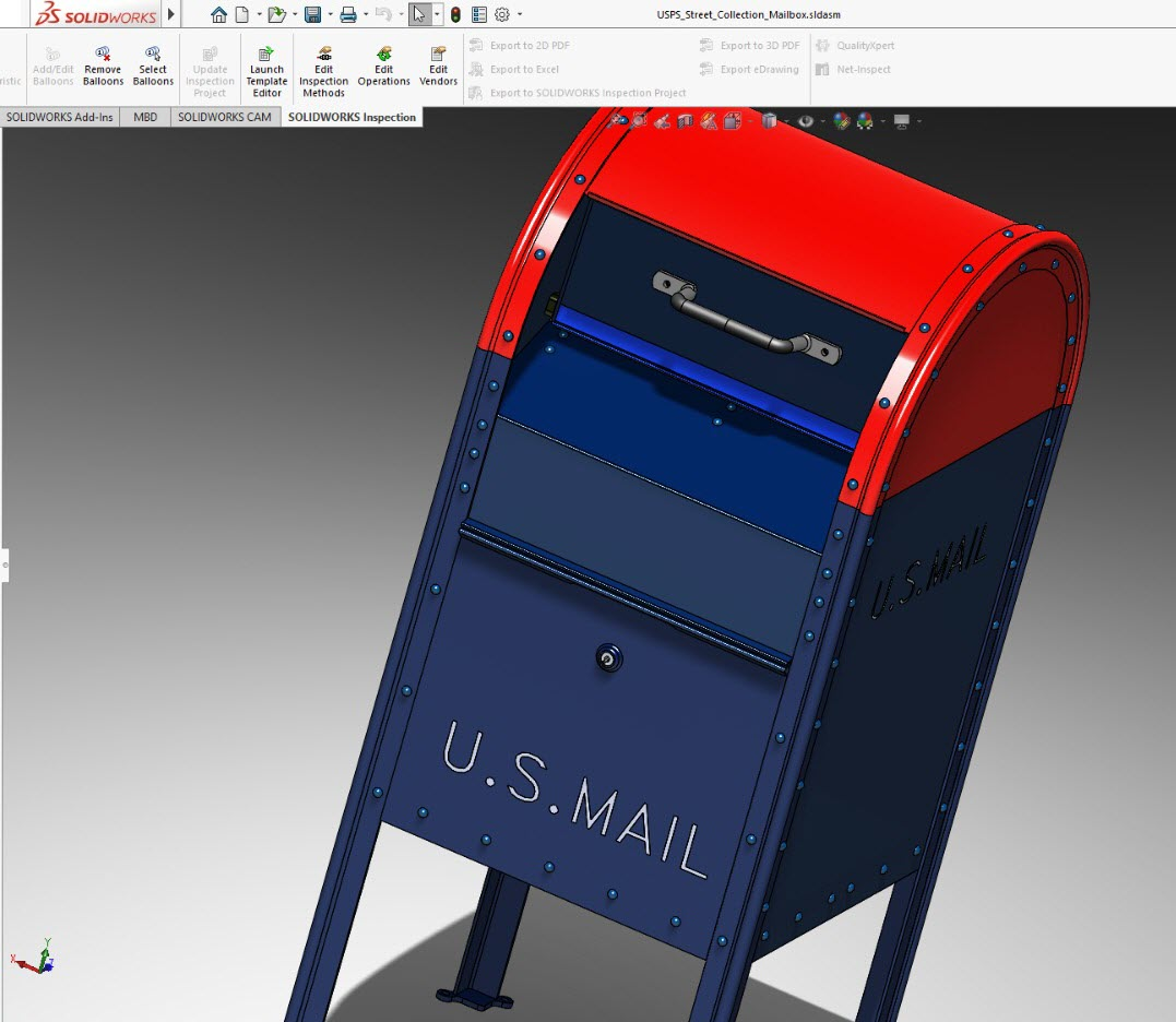 Gorgeus%20Mailbox%20in%20SolidWorks