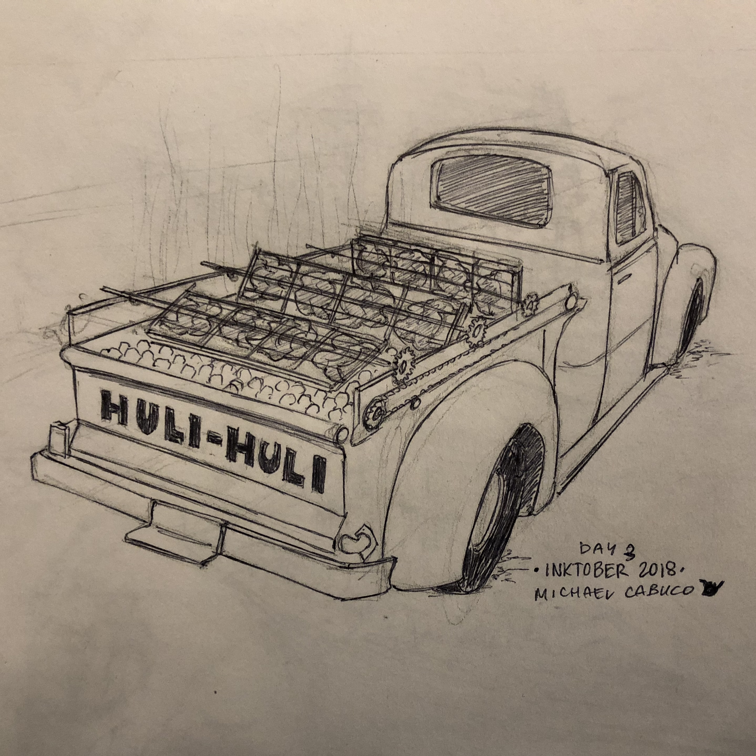 2018_Inktober_MichaelCabuco_Day3